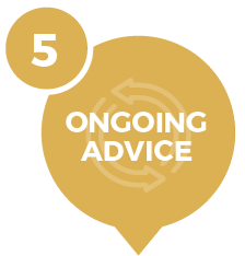ongoing advice